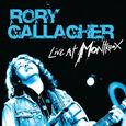 GALLAGHER, RORY - LIVE AT MONTREUX -LTD- (Disco Vinilo LP)
