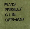 PRESLEY, ELVIS - G.I. IN GERMANY (Disco Vinilo LP)