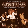 GUNS N' ROSES - LIVE IN NOBLESVILLE 1991 (Compact Disc)