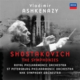 ASHKENAZY, VLADIMIR - SHOSTAKOVISH: SYMPHONICS (Compact Disc)