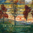 BERG, ALBAN - COMPLETE SONGS (Compact Disc)