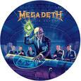 MEGADETH - RUST IN PEACE -PICTURE DISC LTD EDITION- (Disco Vinilo LP)