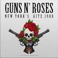 GUNS N' ROSES - LIVE AT NEW YORK´S RITZ 1988 (Disco Vinilo LP)