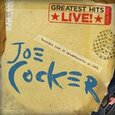 COCKER, JOE - GREATEST HITS LIVE  (Compact Disc)