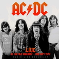 AC/DC - LIVE AT THE OLD WALDORF - 3RD SEPT 1977 (Compact Disc)