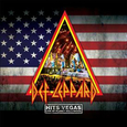 DEF LEPPARD - HITS VEGAS -LTD- (Disco Vinilo LP)