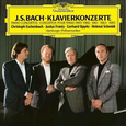 BACH, JOHANN SEBASTIAN - PIANO CONCERTOS BWV 1060/1061/1063/1065 -HQ- (Disco Vinilo LP)