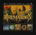 CREMATORY - 5 IN 1 BOXSETS (Compact Disc)