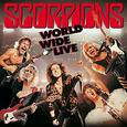 SCORPIONS - WORLD WIDE LIVE -DELUXE- (Compact Disc)