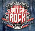 VARIOUS ARTISTS - BEST OF BRITISH ROCK (Compact Disc)