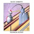 BLACK SABBATH - TECHNICAL ECSTACY (Compact Disc)