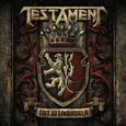 TESTAMENT - LIVE AT EINDHOVEN '87 (Compact Disc)
