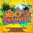 VARIOUS ARTISTS - 100% LATINOS 2014 (Compact Disc)