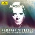 KARAJAN, HERBERT VON - COMPLETE SIBELIUS RECORDINGS ON DG =BOX= (Compact Disc)