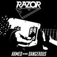 RAZOR - ARMED AND DANGEROUS (Disco Vinilo LP)