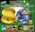 VARIOUS ARTISTS - I LOVE DISCO 80'S 8 (Compact Disc)