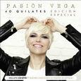 VEGA, PASION - 40 QUILATES + DVD -SPECIAL EDIITON- (Compact Disc)