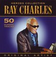 CHARLES, RAY - HEROES COLLECTION -50TKS- (Compact Disc)