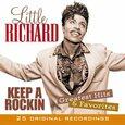 LITTLE RICHARD - KEEP A ROCKIN'  (Compact Disc)