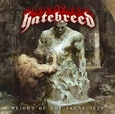 HATEBREED - WEIGHT OF THE FALSE SELF (Disco Vinilo LP)