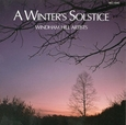 VARIOUS ARTISTS - A WINTER'S SOLSTICE (Compact Disc)