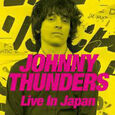 THUNDERS, JOHNNY - LIVE IN JAPAN + DVD (Compact Disc)