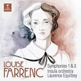 EQUILBEY, LAURENCE - FARRENC: SYMPHONIES NO. 1 & 3 (Compact Disc)