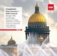 TCHAIKOVSKY, PIOTR ILICH - KLAVIER-& VIOLINKONZERT (Compact Disc)
