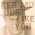 KEB' MO' - JUST LIKE YOU (Disco Vinilo LP)