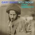 BARTZ, GARY - NTU TROOP -LIVE- (Compact Disc)