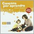 GELABERT, DAMARIS - CANÇONS PER APENDRE 3-7 ANYS 1 (Compact Disc)
