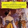 BOSTON SYMPHONY CHAMBER PLAYER - STRAUSS WALTZES-TRANSCRIPTIONS SCHOENBERG (Disco Vinilo LP)