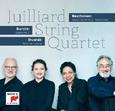 JUILLIARD STRING QUARTET - BEETHOVEN/BARTOK/DVORAK: STRING QUARTETS (Compact Disc)