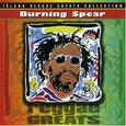 BURNING SPEAR - REGGAE GREATS (Compact Disc)