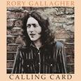 GALLAGHER, RORY - CALLING CARD -HQ- (Disco Vinilo LP)