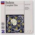 BRAHMS, JOHANNES - COMPLETE TRIOS (Compact Disc)