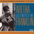 FRANKLIN, ARETHA - JUST A MATTER OF TIME (Compact Disc)