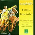 PURCELL, HENRY - KING ARTHUR (Compact Disc)