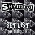 SHAM 69 - SET LIST -LTD- (Disco Vinilo LP)