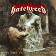 HATEBREED - WEIGHT OF THE FALSE SELF (Compact Disc)