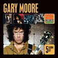 MOORE, GARY - 5 ALBUM SET (Compact Disc)