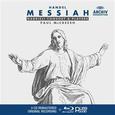 GABRIELI CONSORT & PLAYERS - HANDEL: MESSIAH HWV56 + BLRY (Compact Disc)