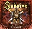 SABATON - ART OF WAR (RE-ARMED)  (Compact Disc)