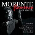 MORENTE, ENRIQUE - MORENTE FLAMENCO -LIVE- (Compact Disc)