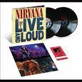 NIRVANA - LIVE AND LOUD -HQ- (Disco Vinilo LP)