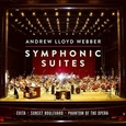 WEBBER, ANDREW LLOYD - SYMPHONIC SUITES (Compact Disc)