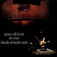 LUCIA, PACO DE - EN VIVO DESDE EL TEATRO REAL (Disco Vinilo LP)