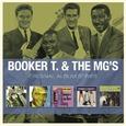 BOOKER T & THE MG'S - ORIGINAL ALBUM SERIES (Compact Disc)