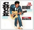BERRY, CHUCK - LIVE & IN THE STUDIO (Compact Disc)