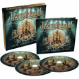KORPIKLAANI - LIVE AT MASTER OF ROCK + DVD (Compact Disc)